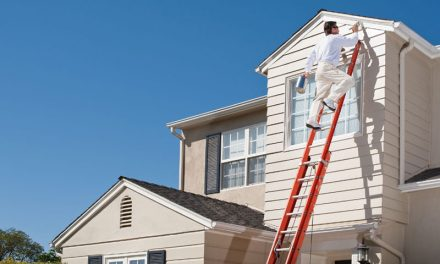 Exterior Paint and Caulk Importance