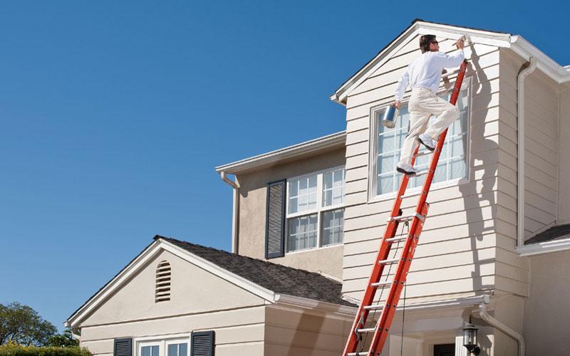 Exterior Paint and Caulk Importance