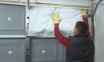 How to Insulate a Garage Door