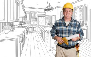 Hire a licensed professional for home repair, or improvements.