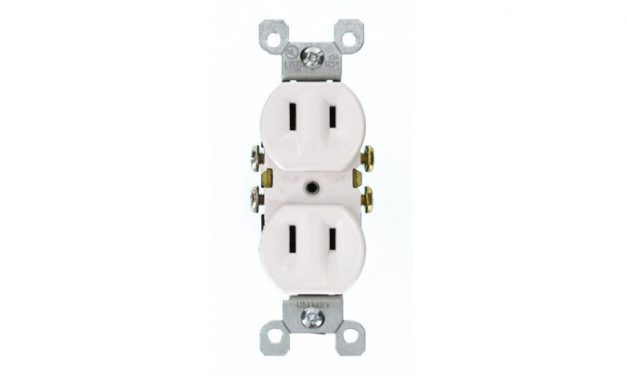 Two Prong Receptacles