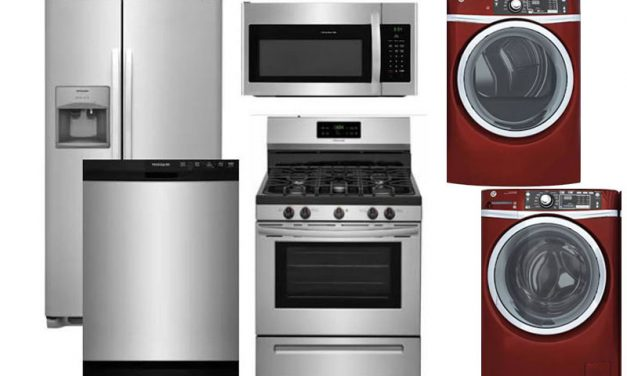 Advantages of Newer Appliances