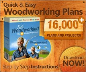 do it yourself wood working plans