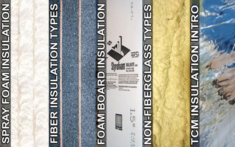 Insulation Types And Their Pros And Cons Inspection