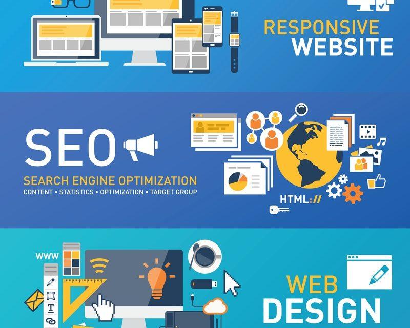 We Build Websites
