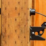 Fix a Gate Latch