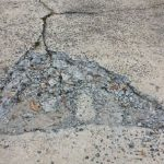 Repair Cracks in Walkways and Driveways