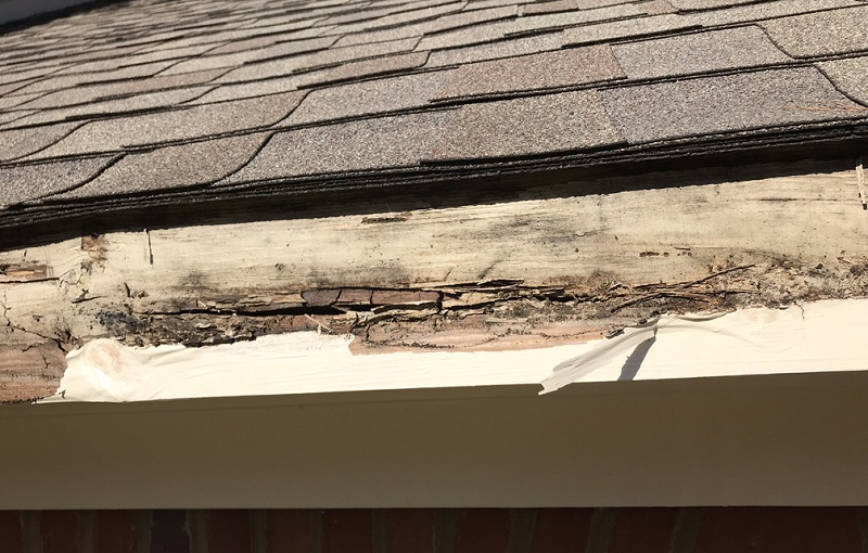 How to Repair a Fascia Board
