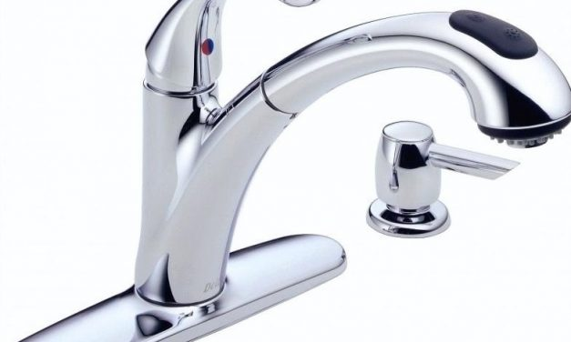 Keeping Kitchen Faucet Rotating Smoothly