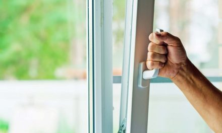 Repair Windows That Stick or Wont Close