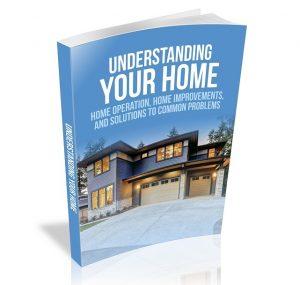 Home maintenance book